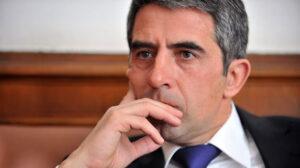 Bulgaristan Cumhurbaşkanı Rosen Plevneliev