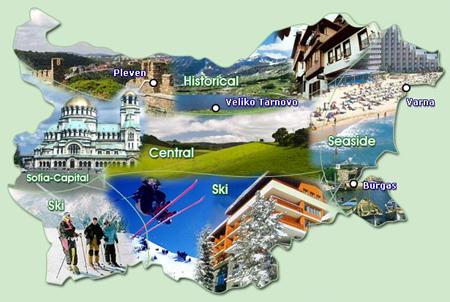 Bulgaristan'ın dünyaya göstereceği en güzel yerler aranıyor!
