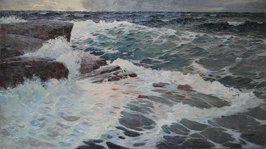 deniz dalga