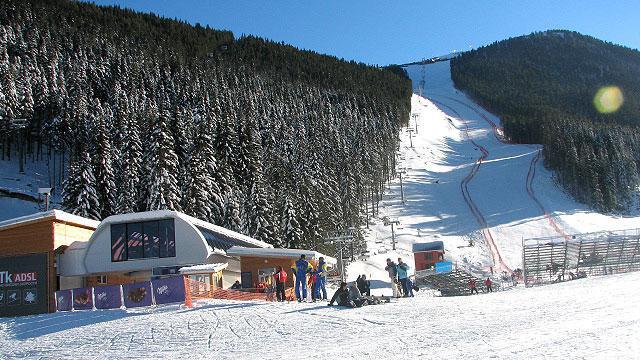 Bulgaristan'da kış turizm sezonu uzuyor