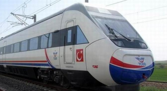 Çerkezköy – Kapıkule Demiryolu Hattı Projesi