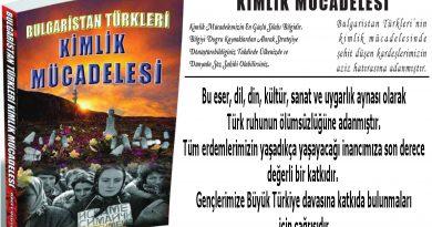 Bulgaristan Türkleri Kimlik Mücadelesi – Rafet Ulutürk