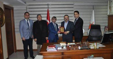 BULTÜRK'ten AK Parti'ye Ziyaret