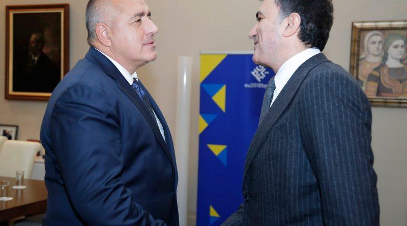 """Borisov'dan Çelik'e: """"Türk kahvesi içelim"""""""