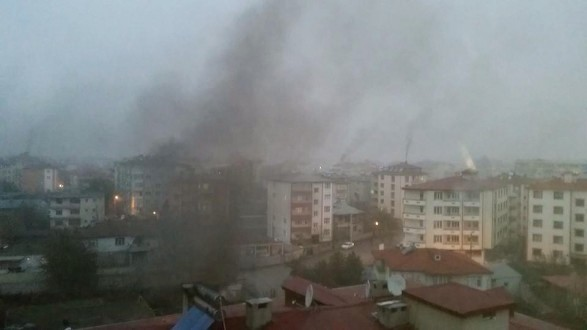 AB, hava kirliliğinden dolayı Bulgaristan'a yaptırım uygulayabilir