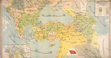 Osmanlı Yer Adları
