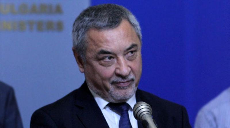 Bulgaristan'da Başbakan Yardımcısı Simeonov, İstifa Etti