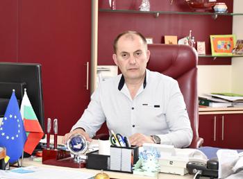 Kubrat Belediyesi'nde altyapı projeleri hız kazanıyor
