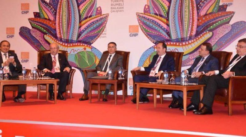 Tekirdağ'da Rumeli Balkan Çalıştayı düzenlendi