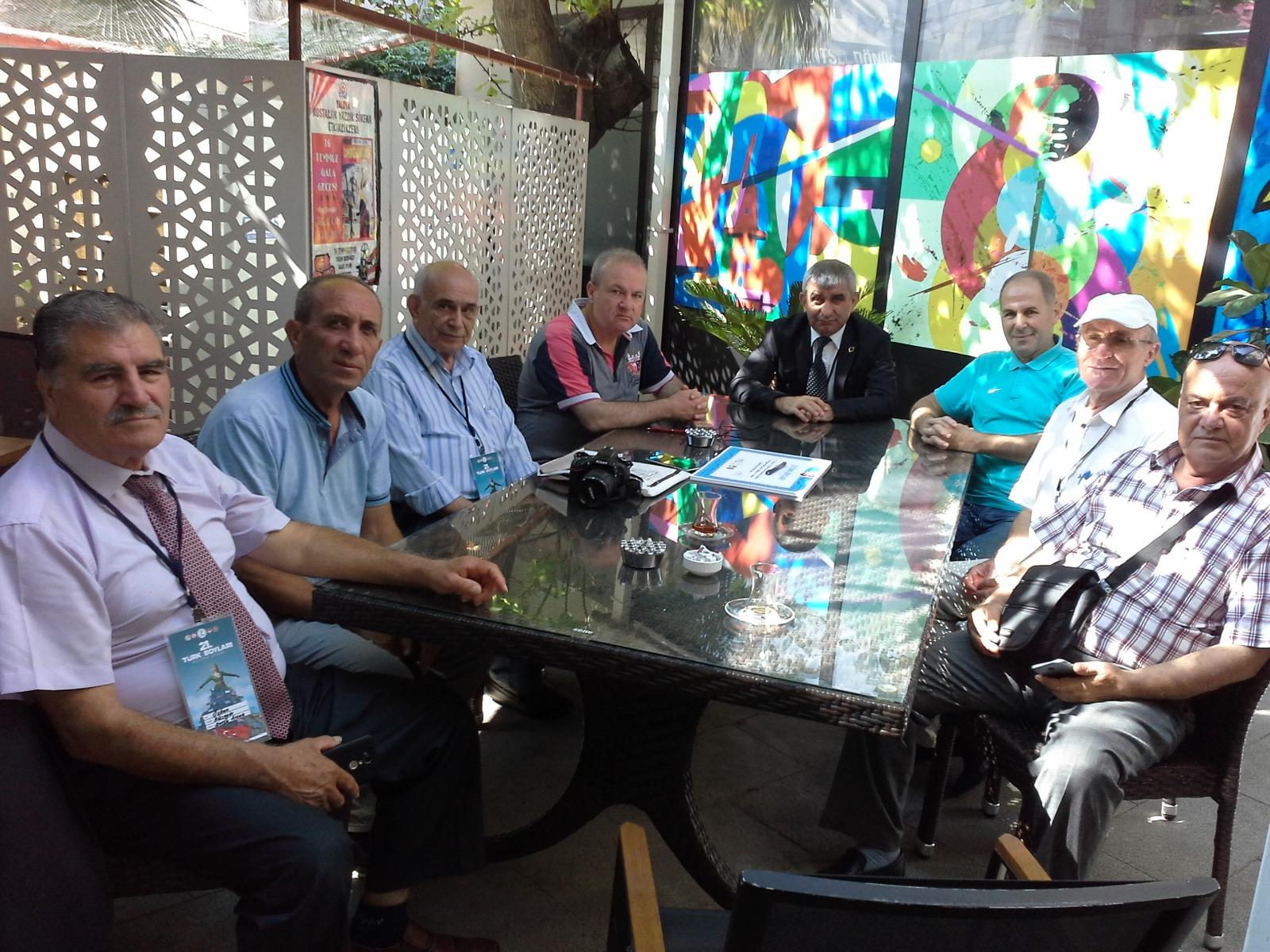 yalova türk dünyası gazeteciler ile ilgili görsel sonucu