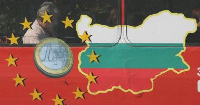 Bulgaristan Euro'ya geçmeye hazırlanıyor