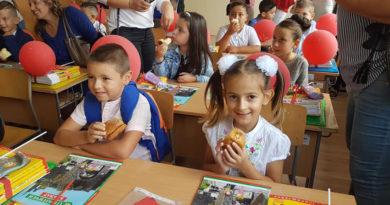 60 000 çocuk birinci sınıfa başladı