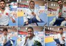 Sofya'da Gençler Avrupa Judo Şampiyonasından