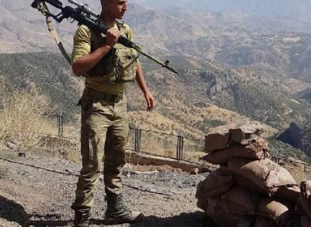 Bulgaristan göçmeni Yusuf Önder, Hakkari'de şehit oldu