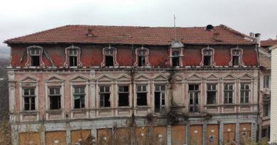 Veliko Tarnovo'daki bir kültür anıtı özel yatırımla kurtarılacak