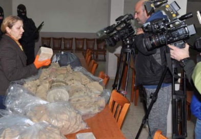 Güney Bulgaristan'da insan ticareti ve uyuşturucu kaçakçılığı şebekesi çökertildi