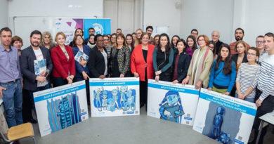 """Bulgaristan'da """"Okulda şiddete karşı beraber"""" kampanyası"""