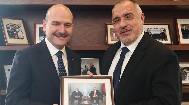 """Boyko Borisov, """"Türkiye, hem Avrupa Birliği hem de Bulgaristan'ın stratejik ortağıdır."""""""