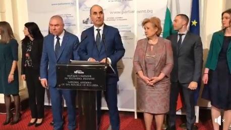Volya Partisi Meclis Çalışmalarına Katılacak