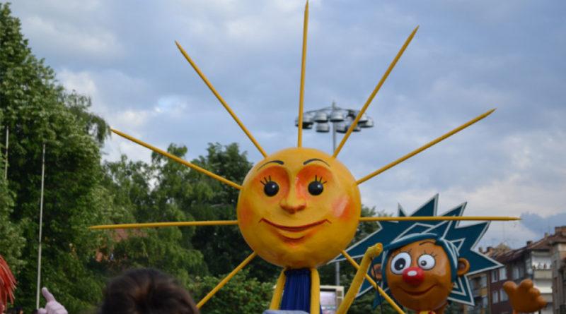 """Gabrovo'da """"Maskeler yukarı!"""" Karnavalı düzenleniyor"""