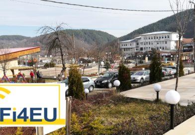 Kirkovo ilçesinde halka açık yerlerde ücretsiz internet erişimi sağlanacak