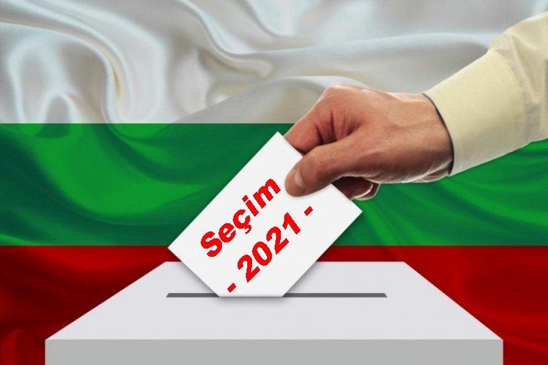 Bulgaristan Parlamento Seçimlerinde açılacak sandıklar