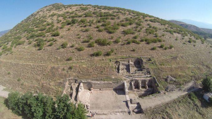 Heraclea Sintica antik kenti sırları gün ışığına çıkıyor